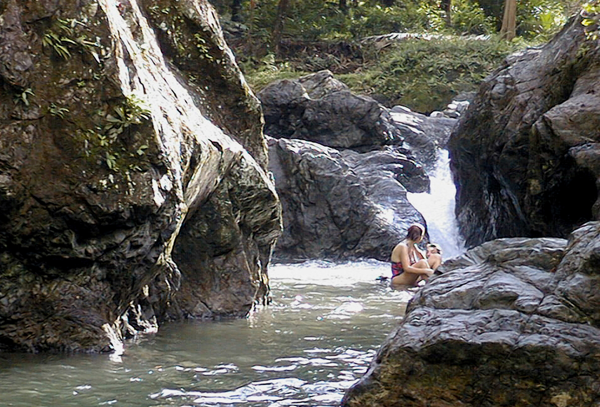 explore Osa and the rivers swimming holes