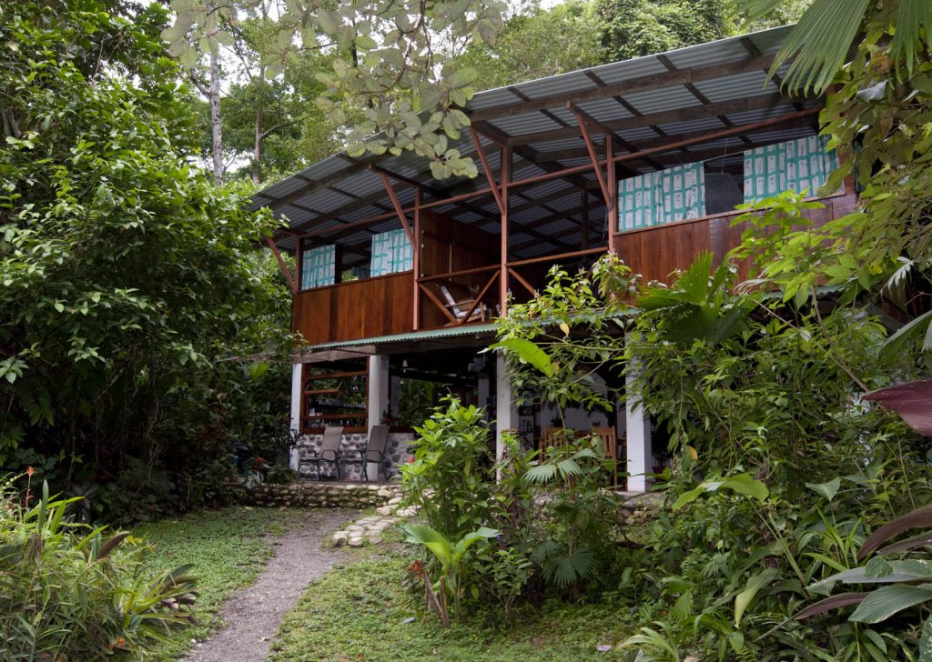 Rainforest Lodge Osa Peninsula, Costa Rica , near Corcovado