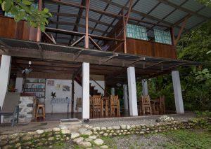 bosque del Rio Tigre Lodge, Puerto Jimenez, Osa Peninsula