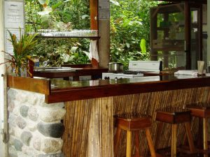 Excellent dining on the Osa Peninsula